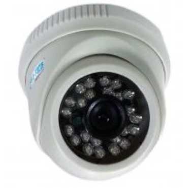 Hifocus HC-DM80N2 800TVL IR Dome CCTV Camera - White