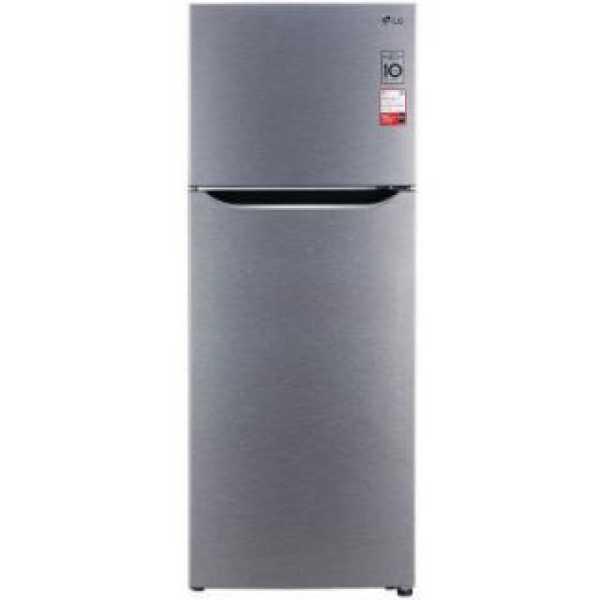 LG GL-S302SDSY 284 L 2 Star Inverter Frost Free Double Door Refrigerator