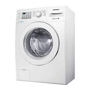 Samsung WW60M204KMA/TL 6Kg Fully Automatic Washing Machine - White