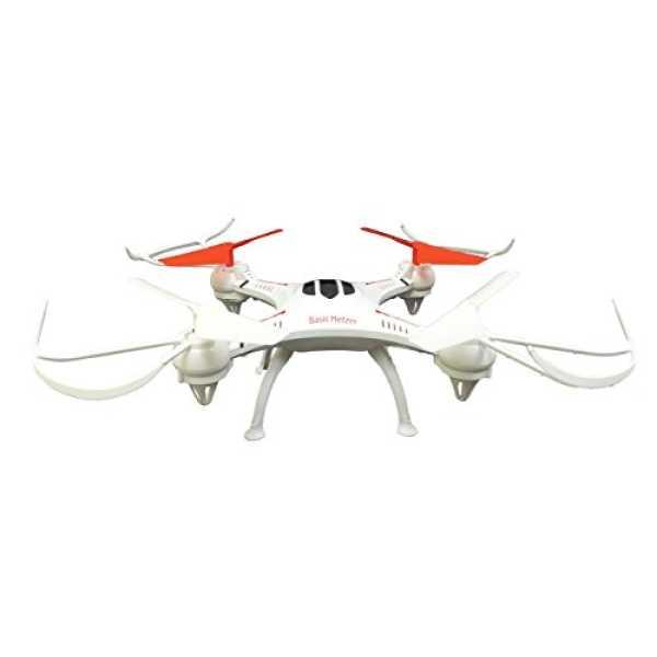 Jack Royal Camera Explore Drone (White)