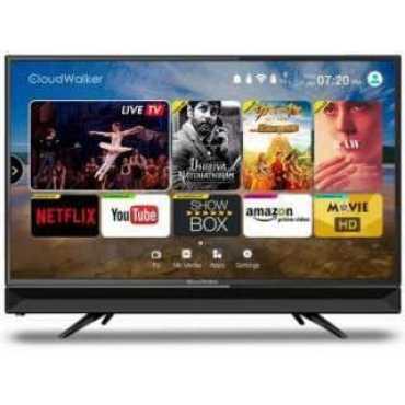 Cloudwalker CLOUD TV 32SH 32 inch HD ready Smart LED TV