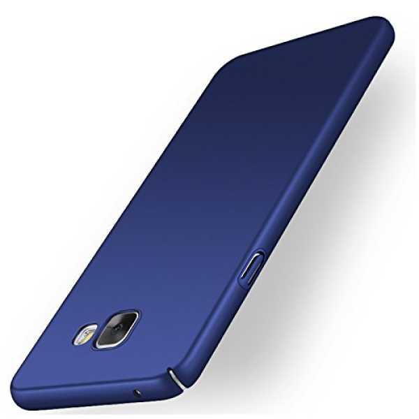Imagine TM All Sides Protection 360 Degree Sleek Rubberised Matte Hard Case Back Cover For SAMSUNG GALAXY J7 PRIME