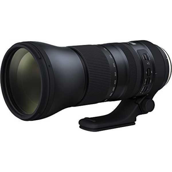 Tamron 150-600mm f/5-6.3 G2 Di VC USD Zoom lens - Black