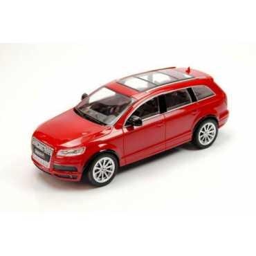 Jaibros Remote Control Scale 1 16 Red Audi Q7 Grand Car