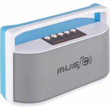 Inext BT522 Bluetooth Speaker - White   Black