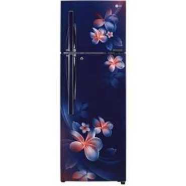 LG GL-T322RBPU 308 L 3 Star Inverter Frost Free Double Door Refrigerator