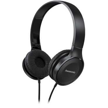 Panasonic RP-HF100GC-A On Ear Headphones - White | Black | Blue | Pink