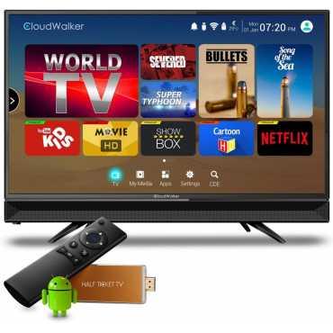 Cloudwalker Cloud TV 24AH 23 6 Inch HD Ready LED TV