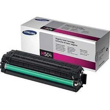 Samsung CLT-M504S Magenta Toner Cartridge - Pink