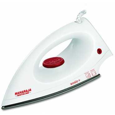 Maharaja Whiteline Easio Plus Iron - White