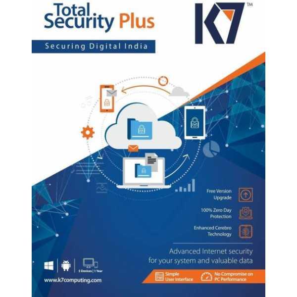 download k7 total security antivirus for windows 7