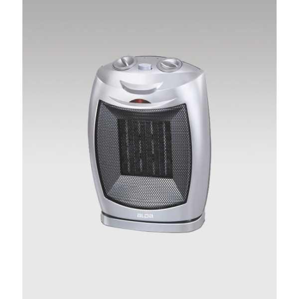 Alda HAA-713PTC Room Heater - Silver