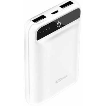 Portronics POR-944 Mino 10000mAh Power Bank - White