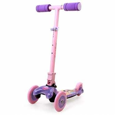 Disney Princess Twist 3 Wheeled Scooter
