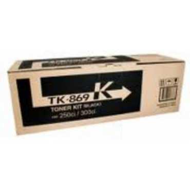 Kyocera TK-869 Black Toner Cartridge