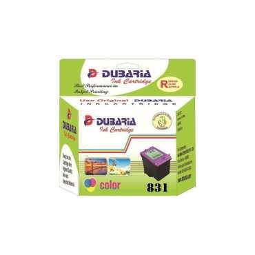 Dubaria 831 Tricolour Ink Cartridge