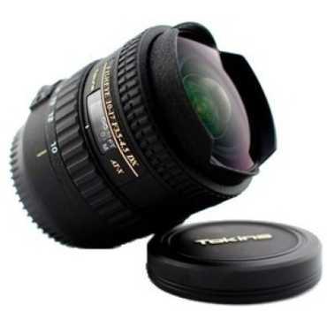 Tokina AT-X 107 AF DX Fisheye 10-17mm f/3.5-4.5 Lens (for Nikon DSLR)