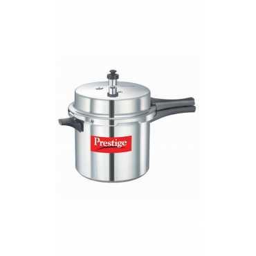 Prestige Aluminium 6 L Popular Cooker (Outer Lid)
