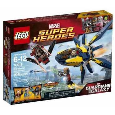 Superheroes 76019 Starblaster Showdown Building Set