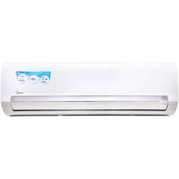 Midea 18K Santis Pro 1.5 Ton 3 Star Split Air Conditioner - White
