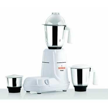 Kanchan Triset 550W Mixer grinder (3 Jar) - White