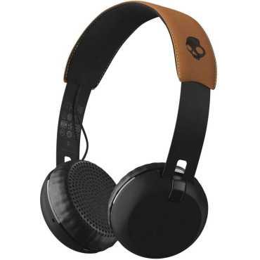 Skullcandy Grind S5GBW-J539 On Ear Bluetooth Headset