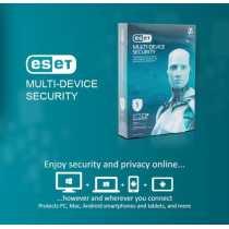Eset Multi Device Security 2017 5 PC 1 Year Antivirus