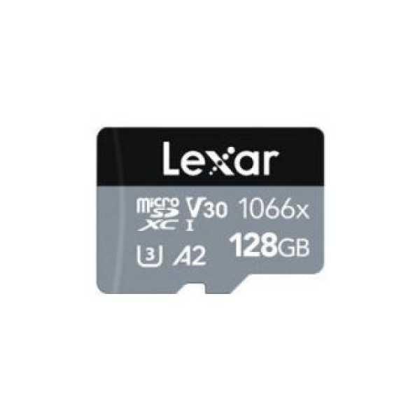 Lexar LMS1066128G 128GB Class 10 MicroSDXC Memory Card