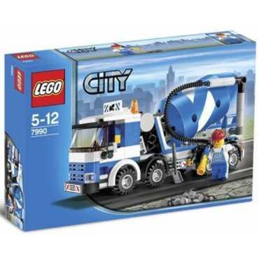 Lego City Cement Mixer (Set 7990)