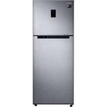 Samsung RT39M553ESL 394 L 4 Star Frost Free Double Door Refrigerator