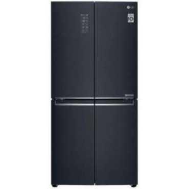 LG GC-B22FTQPL 594 L Inverter Frost Free Side By Side Door Refrigerator