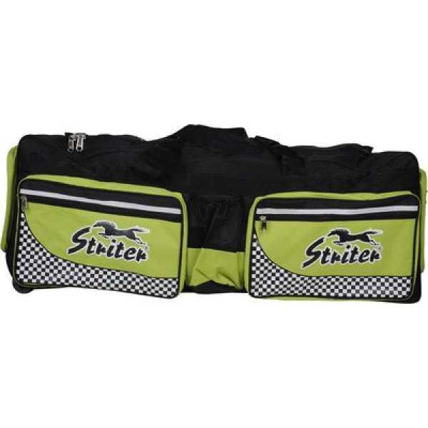 Striter S-20 Cricket kit Bag - Red | Green