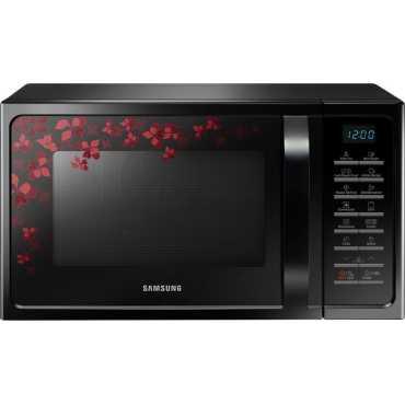 Samsung MC28H5025VB 28 Litres Convection Microwave Oven - Black