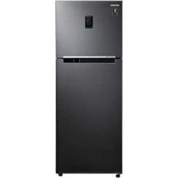 Samsung RT42A5C5EBS 407 L 3 Star Inverter Frost Free Double Door Refrigerator