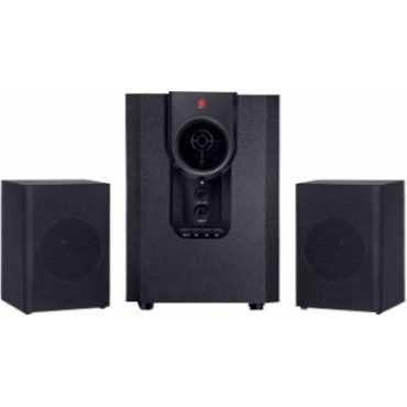 iball DJ22 2.1 Speaker - Brown