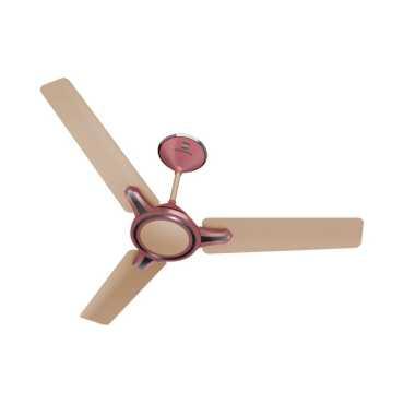 Havells Standard Ringo 3 Blade (1200mm) Ceiling Fan - Beige | Brown | White
