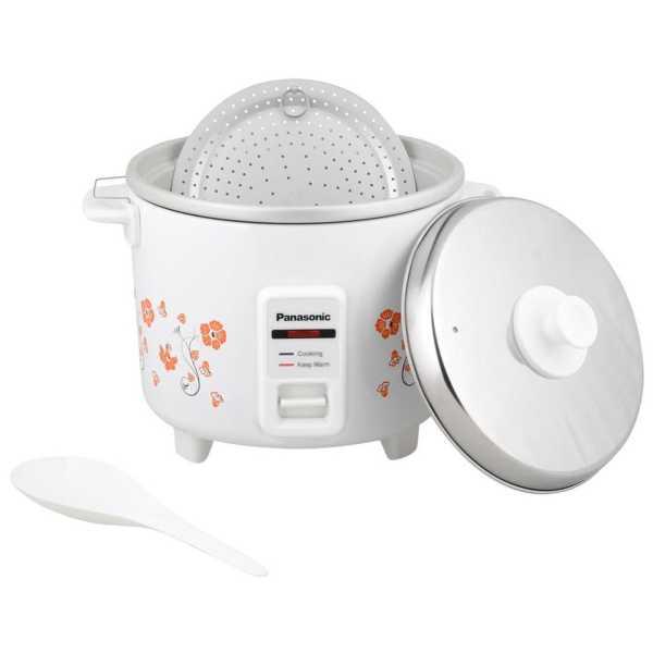 Panasonic SR-WA10H (E) 2.7 L Electric Rice Cooker