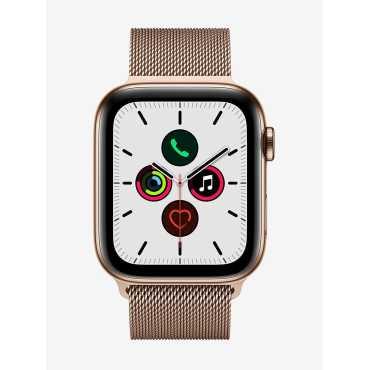 Apple Watch Series 5 Stainless Steel Case with Milanese Loop 44 mm