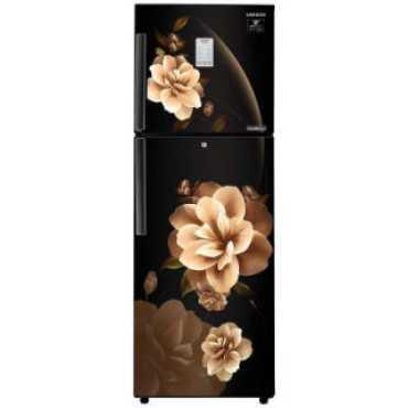 Samsung RT28T3932CB 253 L 2 Star Inverter Frost Free Double Door Refrigerator