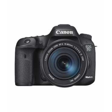 Canon EOS 7D Mark II Kit II (EF-S15-85mm f3.5-5.6 IS USM) - Black