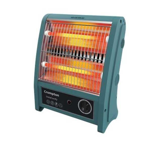 Crompton Insta Comfy Quartz 800W Room Heater