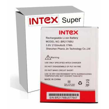 Intex 2150mAh Battery (For Intex Aqua Super)
