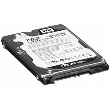 WD (WD7500BPKX) 750GB Internal Laptop Hard Disk - Black