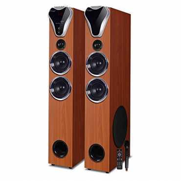 Truvison SE-555 2.0 Channel Tower Speaker - Multicolour