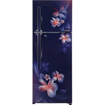 LG GL-T302RBPN 284 L 4 Star Inverter Frost Free Double Door Refrigerator (Plumeria)