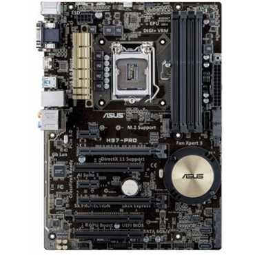 Asus H97-PRO Motherboard - Black