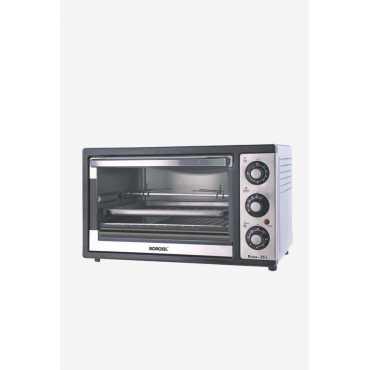 Borosil Prima BOven Toaster Grill 25CRS12 25L 1500W Oven Toaster Grill
