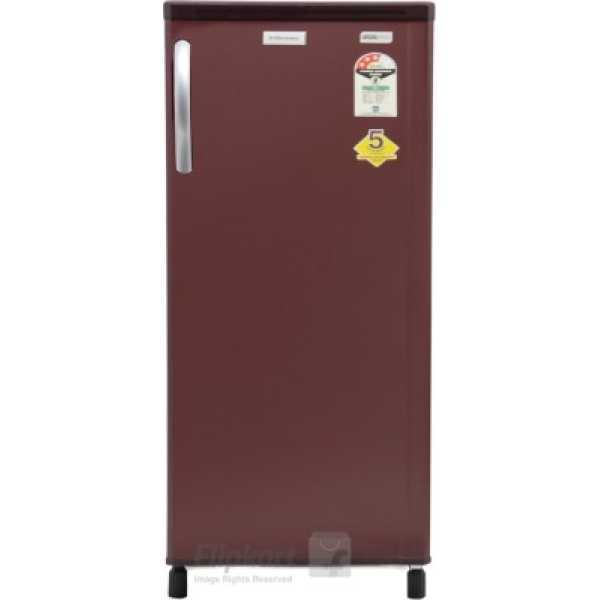 Electrolux EBE203BR 190Litres 3S Single Door Refrigerator