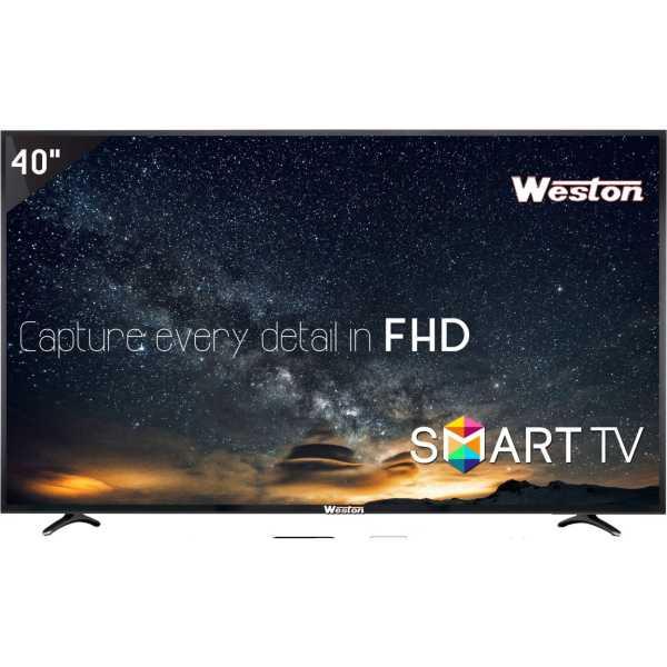 Weston WEL-4000S 40 Inch Smart HD Ready LED TV