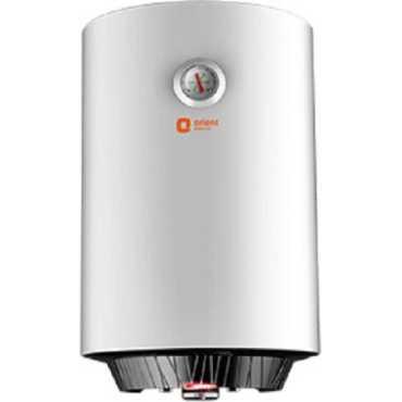 Orient Eco Smart 15L Storage Water Geyser - Silver